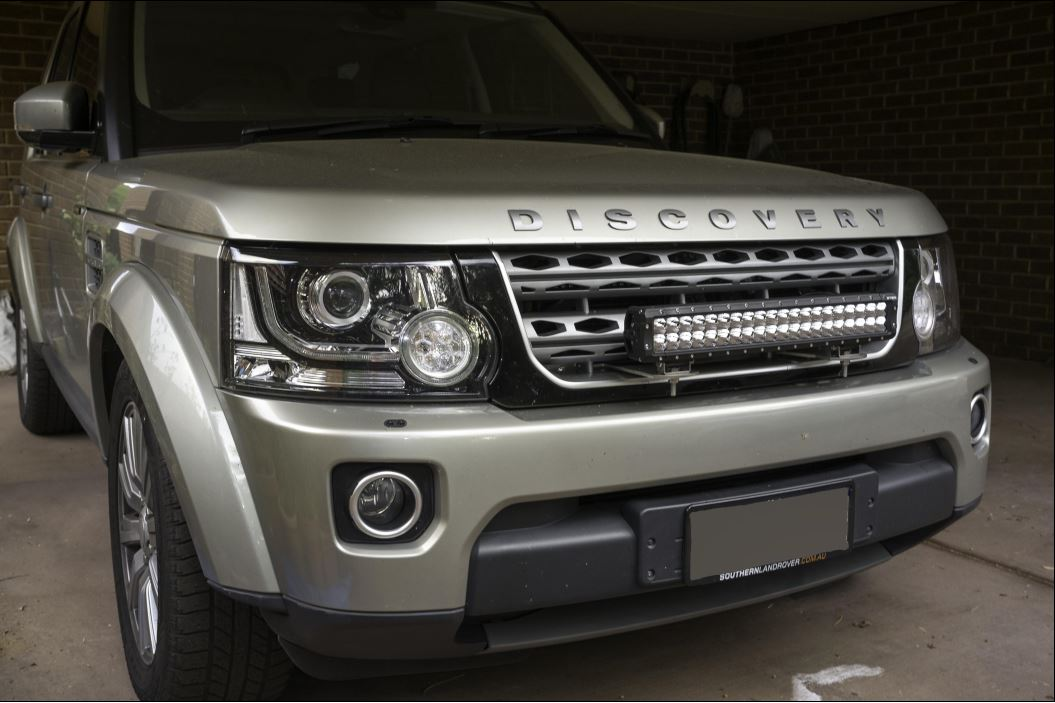 Details About Land Rover Discovery 4 Stainless Light Bracket Short